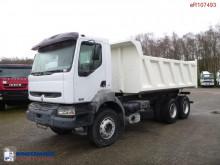 Camion benne Renault Kerax 420 DCI
