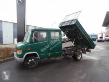 camion Mercedes Vario 818 DK 4x2 DoKa 5 Sitzer Meiller Kipper
