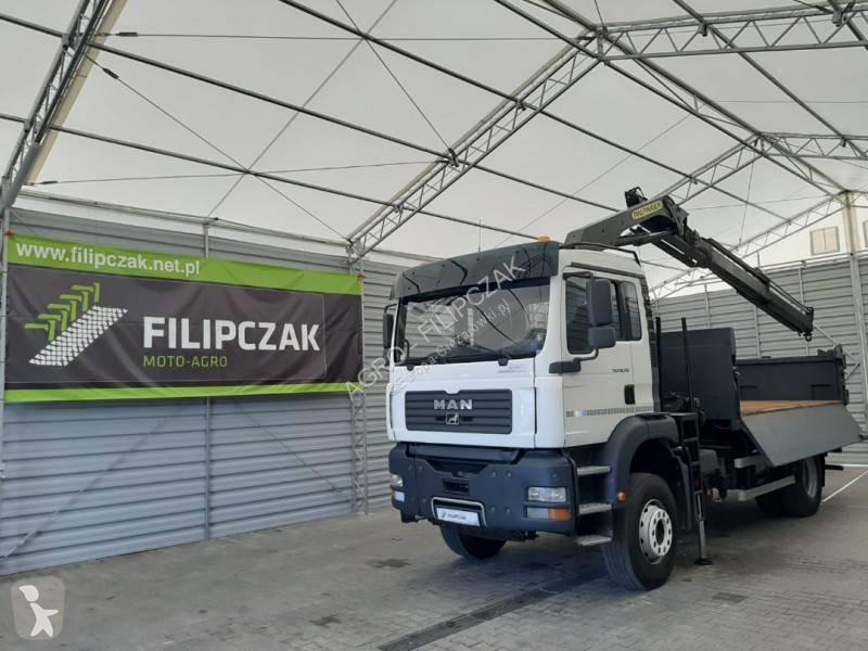 Ver as fotos Camião MAN TGA 18.310