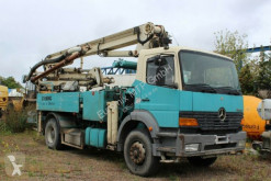 Camion pompe à béton Mercedes 1828 ATEGO 4X2 SCHWING 24m