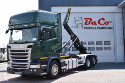 Camion porte containers occasion Scania R 490
