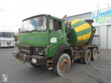 Camion Magirus D26FB béton toupie / Malaxeur occasion