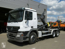 Mercedes Actros 2641/6x4 2641/6x4/42,Meiller RK truck used hook arm system
