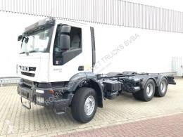 Vrachtwagen Trakker AD260T36 6x4 Trakker AD260T36 6x4 eFH. tweedehands chassis