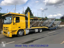 камион Mercedes Actros1841*Eur5*7er Zug*Seilw.Anhg. FVG FS 14B2
