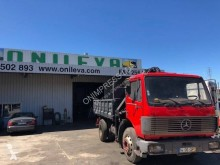 Mercedes construction dump truck 1417