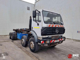 Camion Mercedes SK 3234 châssis occasion
