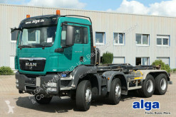 Camion multibenne MAN 35.440 TGS BB/8x4/HIAB XR26Z56/Intarder/Klima