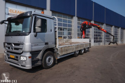 Mercedes Actros 2541 truck used flatbed