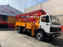 Mercedes 1722 truck used concrete pump truck