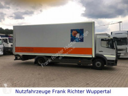 Camion fourgon occasion Mercedes Atego 1224 Koffer LBW, Motorschaden