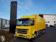 Camion plateau brasseur Mercedes Axor 2529 LL 6x2 Schwenkwand Lenkachse Kamera