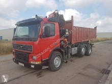 Used skip truck Volvo FH12 340