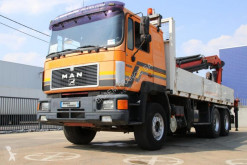 Camion MAN DF 33.372 plateau standard occasion