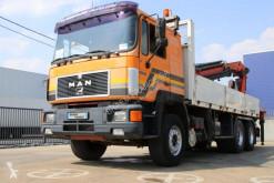 MAN DF 33.372 LKW gebrauchter Pritsche Standard