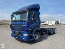 DAF CF85 FA 85.460 truck used chassis