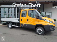 camion Iveco Daily 50 C 18 P Doka Pritsche AHK Maul+6 Sitze