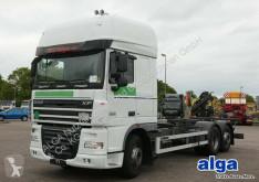 camion DAF XF 105.410 T/Fahrschulausrüstung/Orig. 138 Tkm!