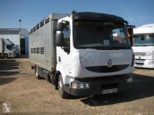 Vrachtwagen veewagen voor runderen Renault Midlum 190.08