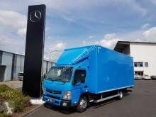 camion Mitsubishi Fuso 7C15 Koffer+LBW Klima AHK Navi Euro6