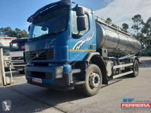 Used food tanker truck Volvo FE 320