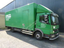 Camion Mercedes Atego 1018 fourgon occasion
