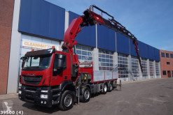 Iveco flatbed truck Stralis 480