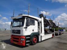 Camión portacoches usado MAN TGA 18.310