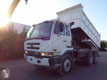 Camion Nissan CWB 450 HDLA benne occasion