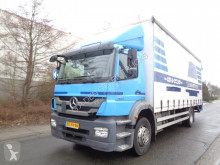 Camion Mercedes 1824 fourgon occasion