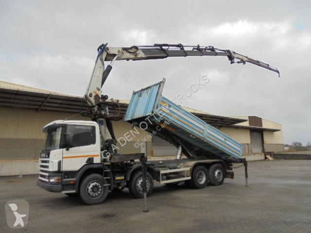 Voir les photos Camion Scania G