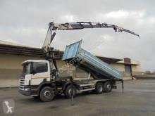 Camión Scania G volquete usado