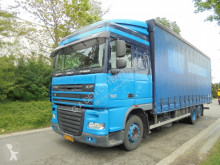 Camion DAF XF rideaux coulissants (plsc) occasion