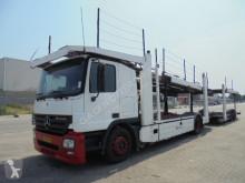 Mercedes car carrier truck Actros 1832
