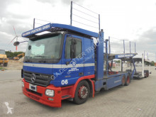 Camion Mercedes Actros 2536 porte voitures occasion