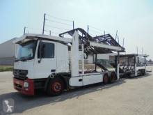 Camion Mercedes 2532 LL MIDLIFT porte voitures occasion
