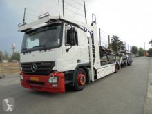 Camion porte voitures Mercedes Actros 1832