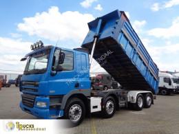DAF CF85 truck used tipper