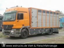 camion Mercedes Actros 1841 L mit Menke Einstock aus 2013