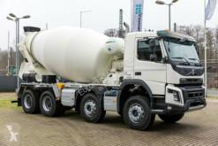 Camion Volvo FMX 460 8x4 / EuromiMTP EM 10m³ Vermietung béton toupie / Malaxeur occasion