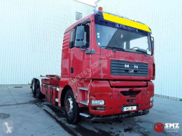 MAN TGA 28.410 truck used container
