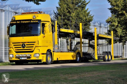 Camion porte voitures occasion Mercedes Actros 1846