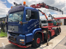 Camion MAN TGA 35.480 transport containere second-hand