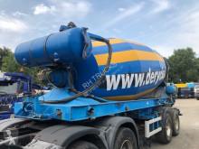 Kumlin SF 36 BM - BETONMIXER truck