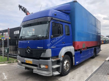 Camion Mercedes Atego 1823 fourgon occasion