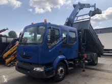 Camion benne occasion Renault Midlum 220 DCI