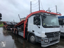 Mercedes 1844 LNR + ROLFO 3AS AANHANGER 2001 truck