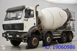 Camion betoniera cu rotor/ Malaxor Mercedes 3234