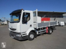Camion Renault Midlum 220.12 DXI benne occasion