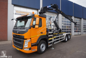 Camion Volvo FM 410 polybenne occasion